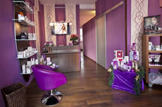 Kosmetikstudio Spürbar Eingang
